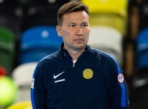 Доскараев назвал призовой фонд Кубка Президента РК и оценил шансы Голубева вернуться в сборную