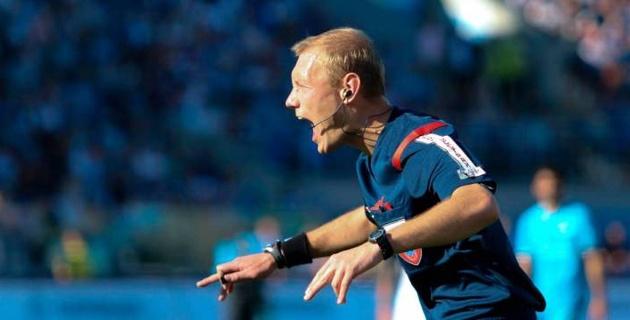 Судью отстранили от работы после поражения клуба казахстанца на 94-й минуте