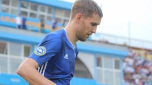 """Кислицын и защитник """"Тараза"""" дисквалифицированы на два матча каждый"""