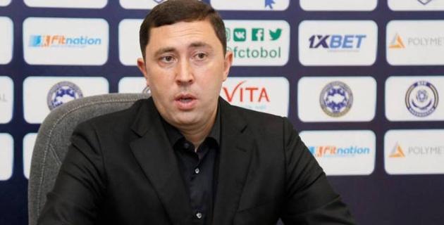 """Газзаев объяснил вылет """"Тобола"""" из Лиги Европы от люксембургского клуба и ответил на вопрос об отставке"""