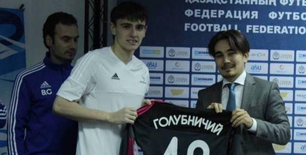 """Бывший вратарь """"Астаны"""" променял вторую лигу на клуб КПЛ"""