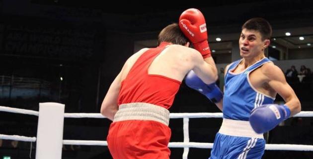 Двукратный финалист чемпионата Азии из Казахстана победил в бою с рассечением на Кубке Президента