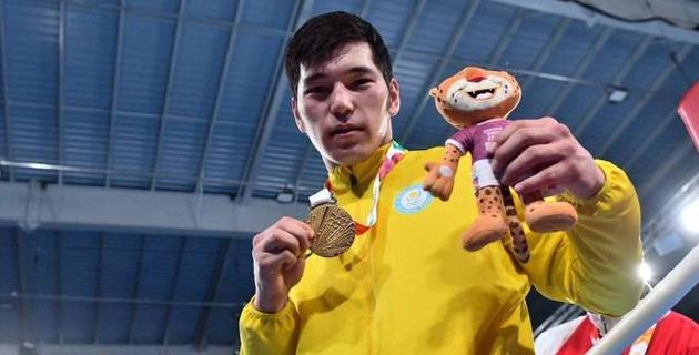 Чемпион юношеской Олимпиады из Казахстана стал соперником Левита по финалу Кубка Президента