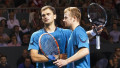Голубев и Недовесов выиграли Кубок Президента в парном разряде