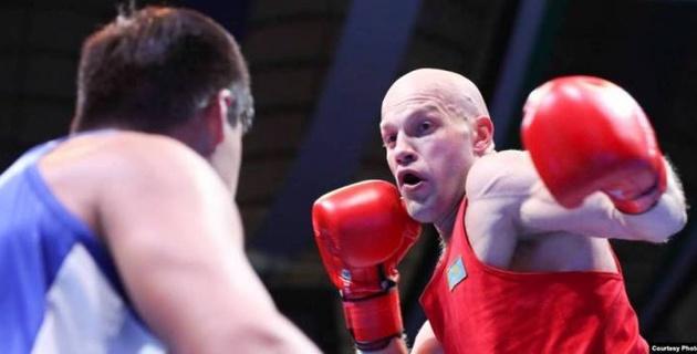 Василий Левит победил чемпиона юношеской Олимпиады и выиграл Кубок Президента