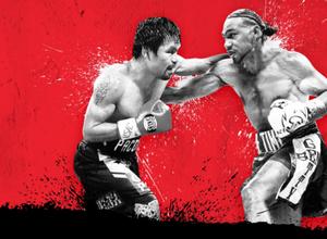 Прямая трансляция боя Мэнни Пакьяо - Кит Турман за титул WBA