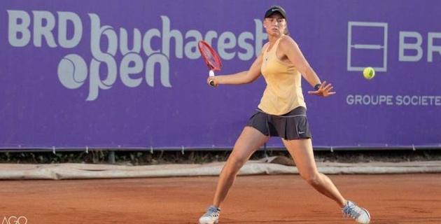 Казахстанская теннисистка Рыбакина выиграла первый в карьере турнир WTA