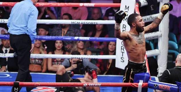 Попадавшийся на допинге экс-чемпион мира из Мексики выиграл нокаутом 11 подряд боев