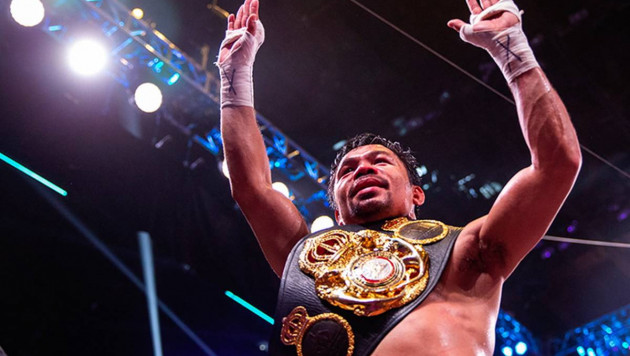 Мэнни Пакьяо снова переписал историю бокса