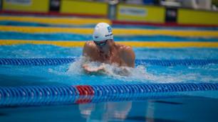 Олимпийский чемпион из Казахстана Баландин выступил в финале ЧМ-2019 по плаванию