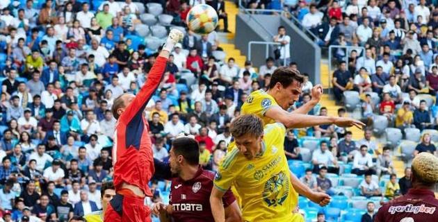 Экс-игрок сборной нашел главную проблему казахстанских клубов в Лиге Европы
