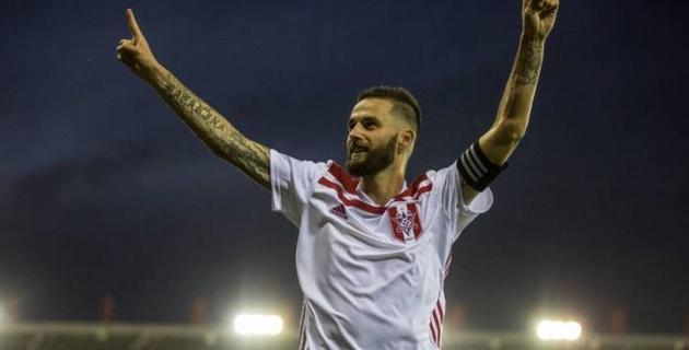 Сербский защитник с опытом игры в группе Лиги Европы нашел четвертый клуб в Казахстане