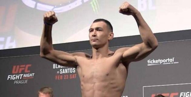Казахский боец из UFC получил соперника и дату боя