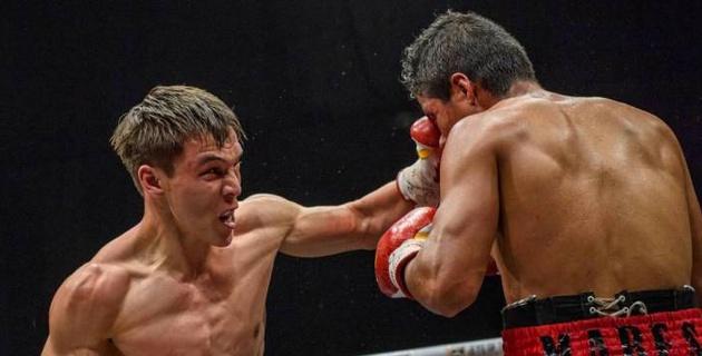 Британский журналист назвал козыри Джукембаева в бою с экс-чемпионом мира