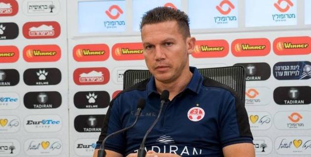 """Тренер """"Хапоэля"""" определил преимущество """"Кайрата"""" и главную цель на первый матч Лиги Европы"""