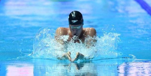 Баландин с лучшим результатом сезона пробился во второй финал ЧМ-2019 по плаванию
