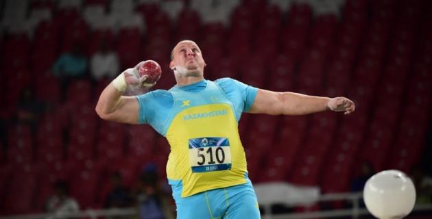 Казахстанец Иванов завоевал лицензию на чемпионат мира по легкой атлетике