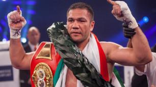 Болгарский боксер выступил против реванша Руис - Джошуа