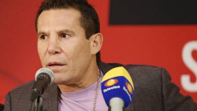 Неизвестные с пистолетом ограбили легенду мексиканского бокса