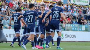 """Букмекеры оценили шансы """"Ордабасы"""" на выход в третий раунд Лиги Европы"""