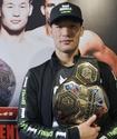 В UFC впервые в истории появился боец из Казахстана