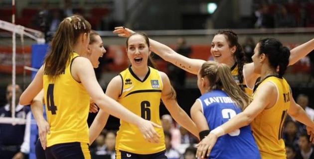 Казахстанские волейболистки примут участие в отборочном турнире на Олимпиаду