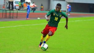 Экс-игрок сборной Камеруна перешел в казахстанский клуб