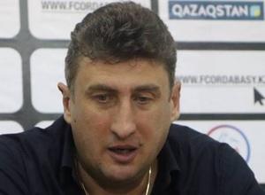 """""""Мы не проиграли каким-то таксистам"""". Цхададзе объяснил вылет """"Ордабасы"""" из Лиги Европы"""