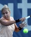 Зарина Дияс отыгралась с 0:2 во втором сете и выбила пятую ракетку турнира в Вашингтоне