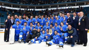 Стало известно расписание матчей сборной Казахстана на ЧМ-2020 по хоккею
