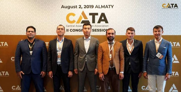 В Алматы состоялся конгресс Центрально-Азиатской ассоциации триатлона