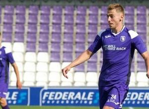 Казахстанец Вороговский попал в стартовый состав бельгийского клуба на первый официальный матч в сезоне