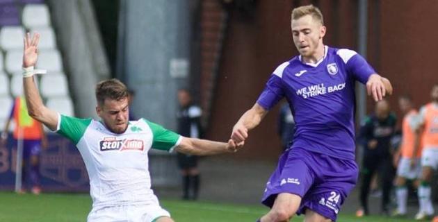 Казахстанец Вороговский заставил соперника удалиться и дебютировал с победы в бельгийском клубе