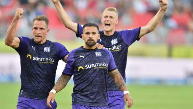 Клуб казахстанского защитника стартовал с победы в чемпионате Германии