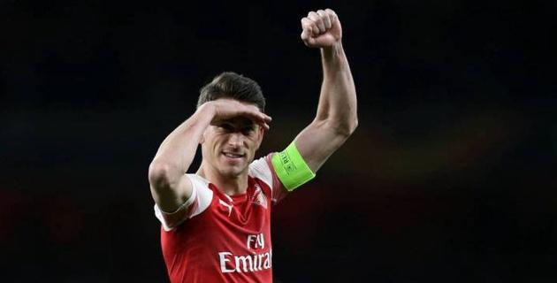 """Капитан """"Арсенала"""" перешел во французский клуб"""