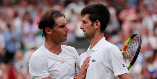 Джокович и Надаль проведут благотворительный матч в Казахстане