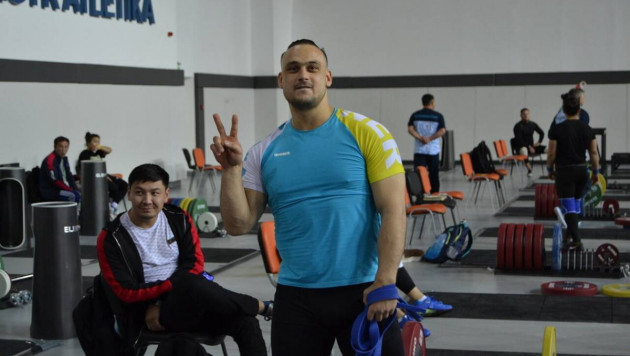 Илья Ильин с лучшим результатом сезона победил на Спартакиаде Казахстана