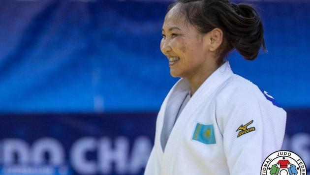 Женская сборная Казахстана назвала состав и задачу на чемпионат мира по дзюдо