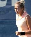 Зарина Дияс пробилась в основную сетку турнира в Цинциннати и вышла на Серену Уильямс