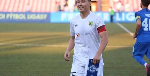 Чудо-гол от футболиста сборной Казахстана и еще четыре лучших мяча 22-го тура КПЛ