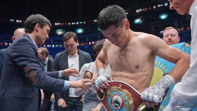Казахстанец с титулом от WBO стал участником турнира за контракт с шестизначными гонорарами на пять боев