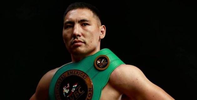 В Казахстане покажут в прямом эфире бой Алимханулы в андеркарте чемпиона мира