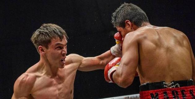 Непобежденный казахстанец с 13 нокаутами рассказал о подготовке к бою с экс-чемпионом мира