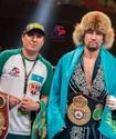 Казахстанские боксеры с 13 нокаутами на двоих с поднялись в рейтинге после побед в боях за три титула