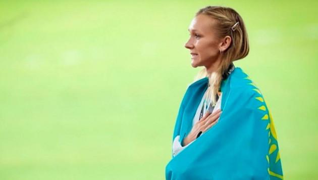 Ольга Рыпакова назначена членом Комиссии спортсменов Азиатской легкоатлетической ассоциации