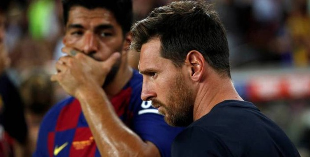Месси пропустит первый тур чемпионата Испании из-за травмы