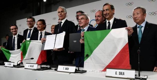 Италию могут отстранить от Олимпиады-2020 и лишить права на Игры-2026 - глава НОК