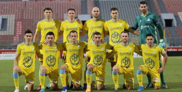 """Казахстан после рекордной победы """"Астаны"""" в Лиге Европы не смог подняться в рейтинге коэффициентов УЕФА"""