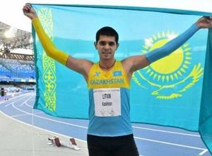 Казахстанец завоевал медаль на крупном легкоатлетическом турнире в Польше