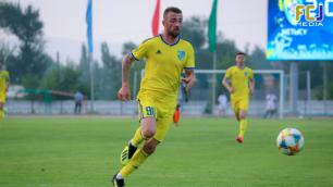 Гол экс-игрока молодежной сборной Болгарии признан лучшим в 22-м туре КПЛ